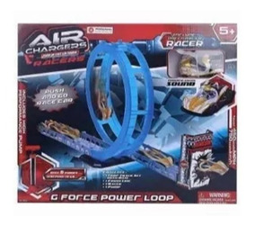 Pista Piu G Force Comprimido Power Air Chargers Loop Aire Pm0yvN8nwO