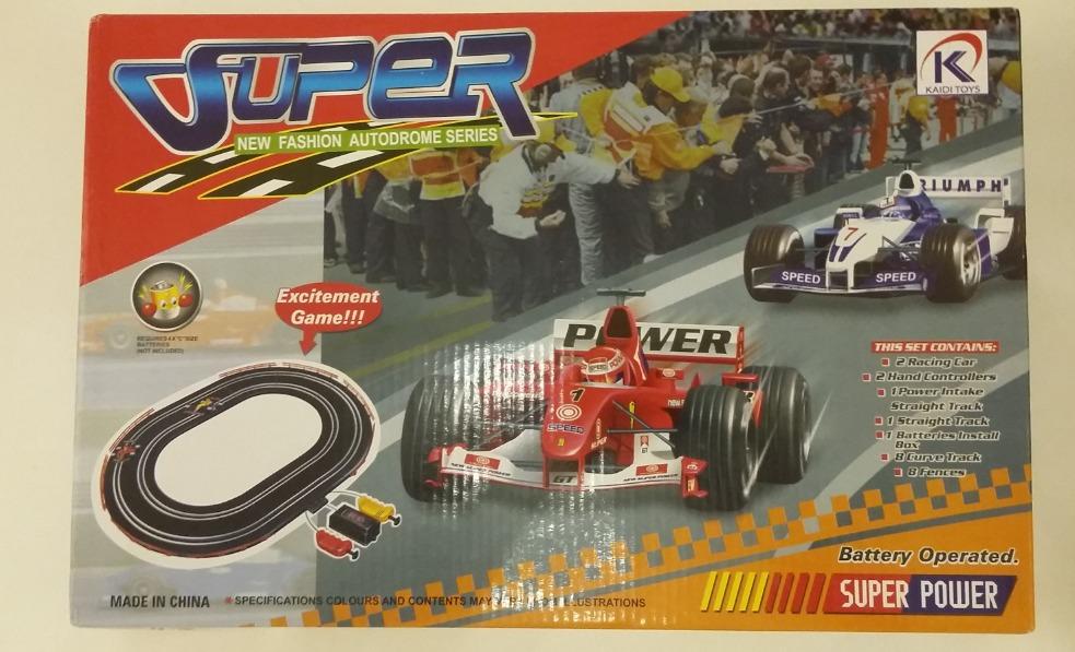 Pista Autos De Carrera Multipista Control Remoto Navidad 619 99