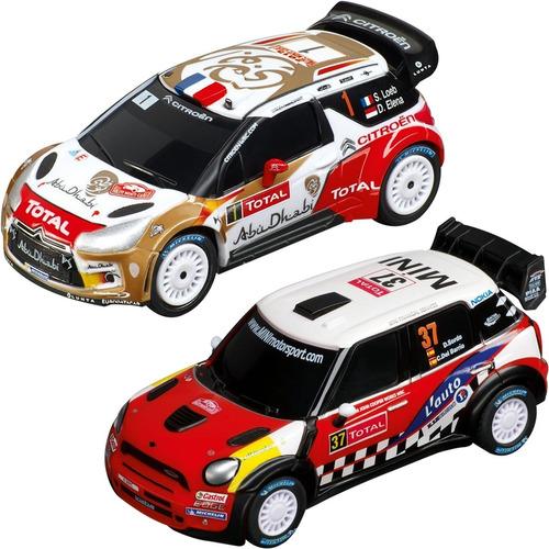 pista de autos de carreras rally todo terreno carrera go!!