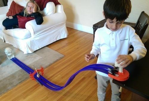 pista de autos juego juguete para niños de 4,5,6,7 años