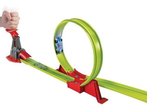 pista de autos super rebotes hot wheels