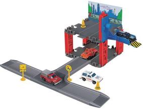 De Estacionamiento 1 Juguete Garage Super Carro Pista WeCxdorB