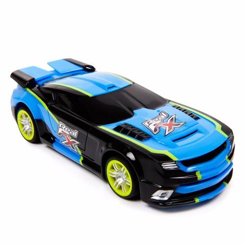 pista de carros real fx juguete inteligente