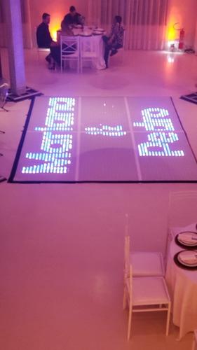 pista de led pixel