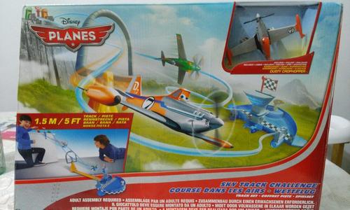 pista de vuelo desafio disney planes skytrack challenge