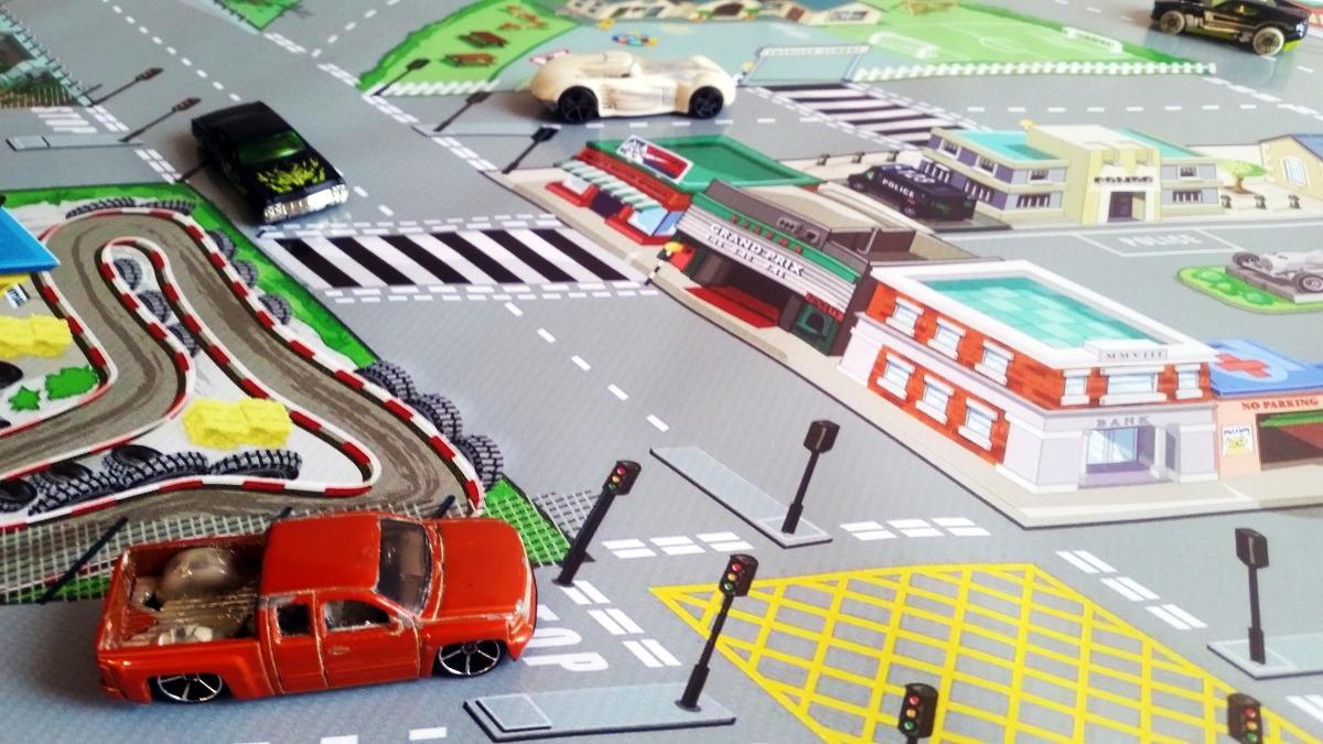 00926dda32 pista hot wheels grande cidade para carrinhos - ilustrada 1. Carregando  zoom.