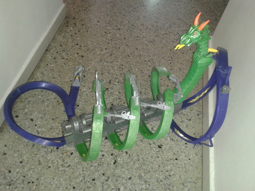 pista hotweel dragon fire 45vd