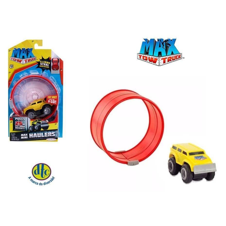 Pista Mini Max Tow Truck Furgão Amarelo Dtc R 3990 Em Mercado