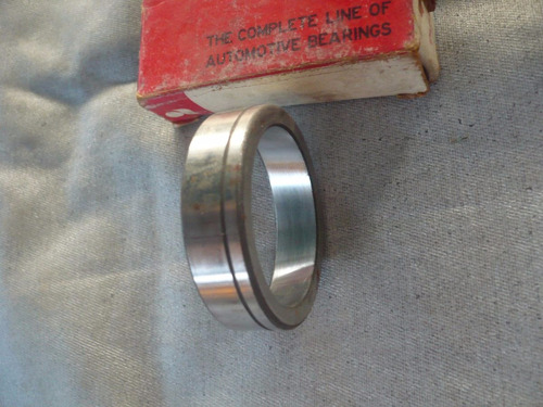 pista o cono american bearing lm12711
