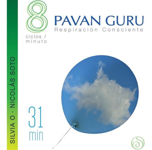 pista pavan guru 8 ciclos por minuto (31 minutos)