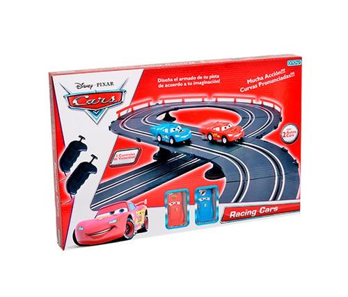 pista racing cars 2 autos arma tus pistas original ditoys