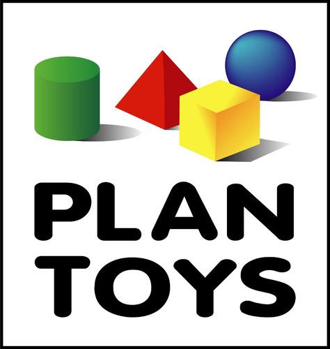 pista y rieles aventura - plantoys - juguetes de madera