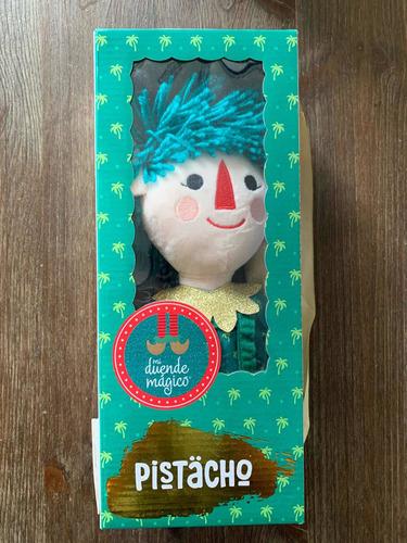 pistacho duende mágico 2019