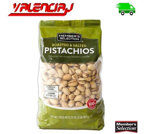 pistachos con cascara membes sele - unidad a $72000