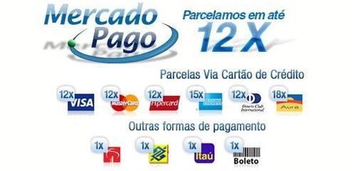 pistao + aneis  fan125 09- 1,00 mhx kit