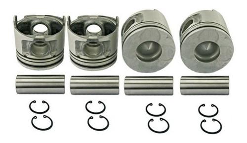 pistao c/anel ducato 2.8 td eletr c/porta ane 0,50