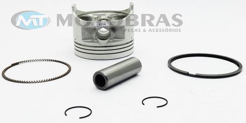 pistao cb 450 / cbr 450 c/ anel 0.25 ( kmp / kmp ) - 04354