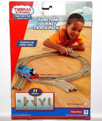 pistas/trilhos thomas & friends trackmaster 11 pçs