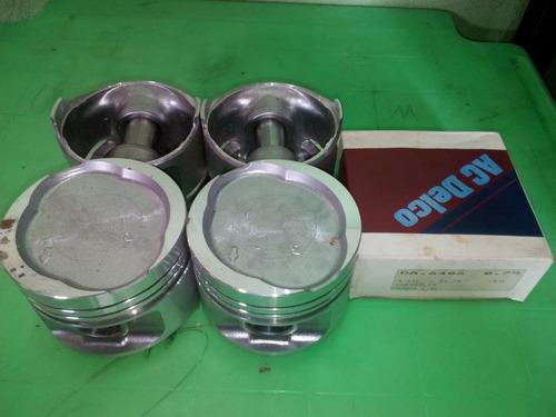 pistines y anillos monza 1.8 normal a 030
