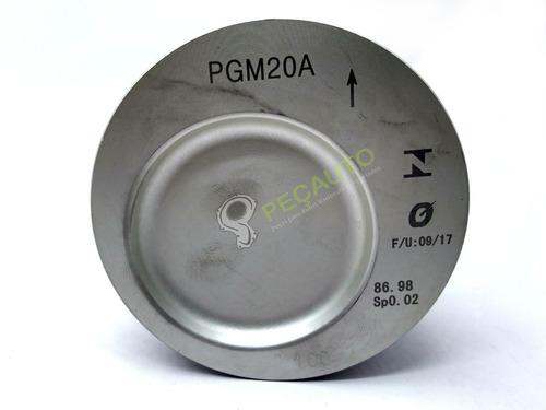 pistão 1.00mm gm 2.0 8v gasolina monza omega astra vectra