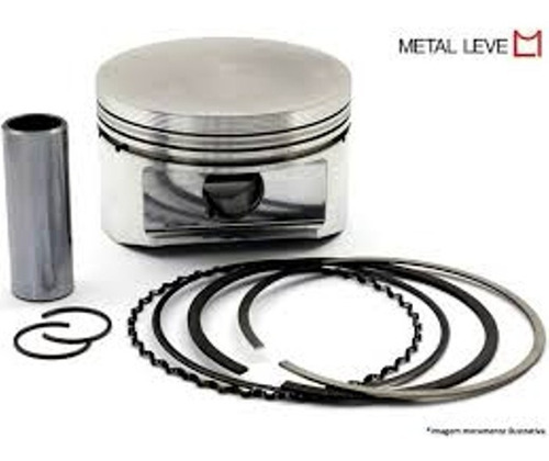 pistão anéis metal leve cg 150 titan fan  1,00mm