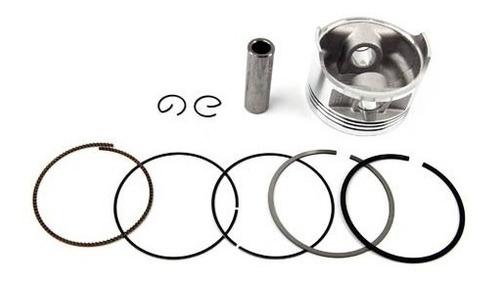 pistão + anel segmento honda crf 230 1mm