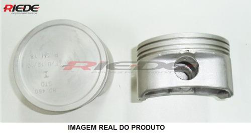 pistão c/ anéis std corsa meriva palio strada 1.8 8v flex