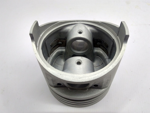 pistão com anéis gm 3.0 12v 6cc omega