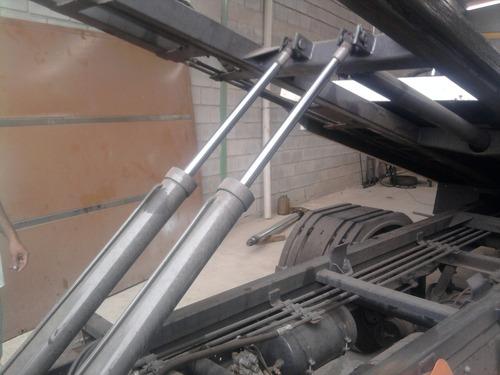 pistão hidráulico guinchos  plataformas reboques