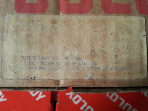 pistão motor vw - 1600 - 1,00mm  4pçs ps4269