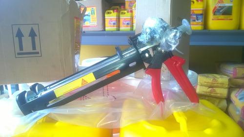 pistola 635- anchor fix 3001  sika 300mlx300ml