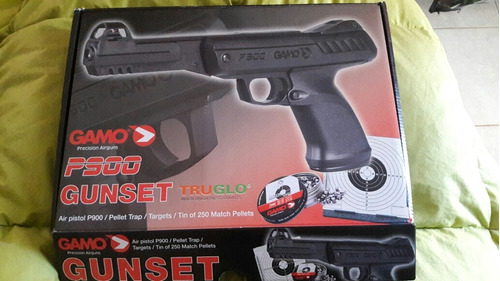pistola a piston