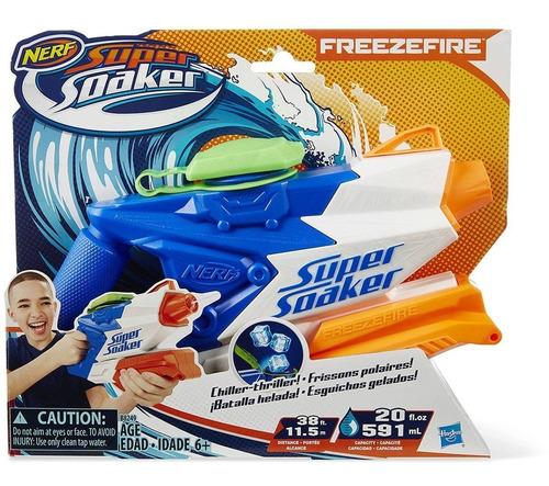 pistola agua lanza