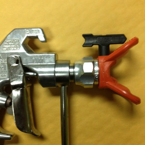 pistola airless alta duracion graco silver plus para pintar