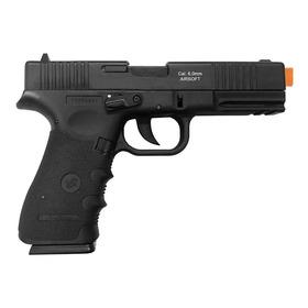 Pistola Airsoft Co2 Glock W119 Slide Metal Blowback 6 Mm
