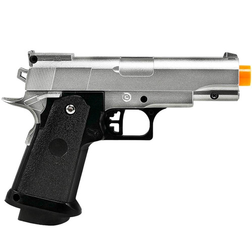 pistola airsoft galaxy g10s full metal - spring