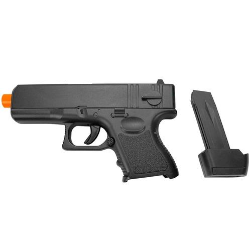 pistola airsoft galaxy g16 full metal - spring