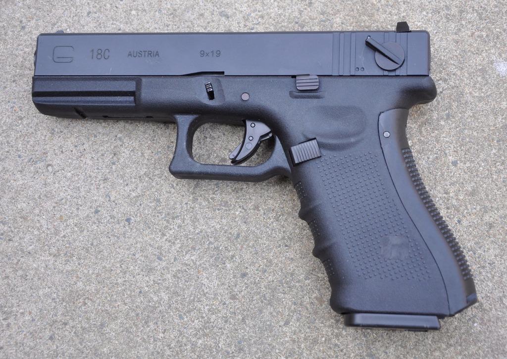 Pistola Airsoft Glock 18c A Gas, Con Blowback - Envío Perú - S/ 799 ...