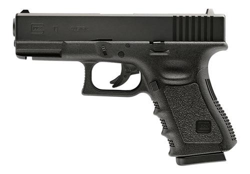 pistola airsoft glock 19 a gas, con blowback - envío perú