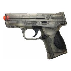 Pistola Airsoft Smith & Wesson Mp9c 6mm Resorte