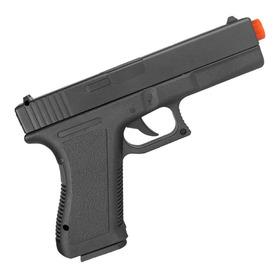 Pistola Airsoft Spring Pistolada Glock Gk-v307 Mais Barato