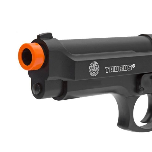 pistola airsoft taurus pt92 slide metal - cybergun