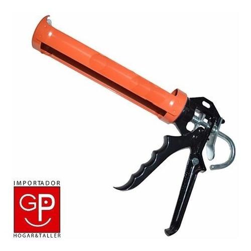 pistola aplicador de silicona profesional g p