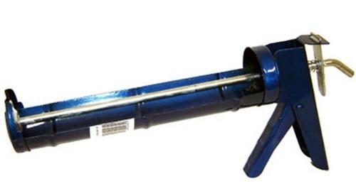 pistola aplicadora silicona primaq x 12pcs.