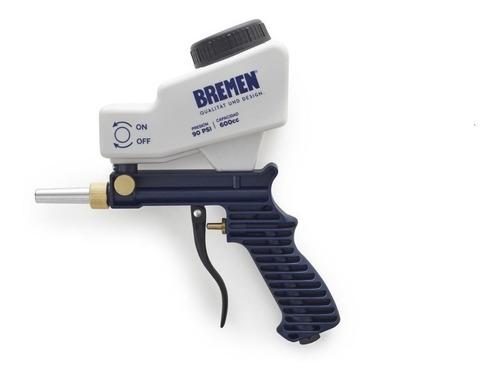 pistola arenadora bremen gravedad neumat. cuotas sin interes
