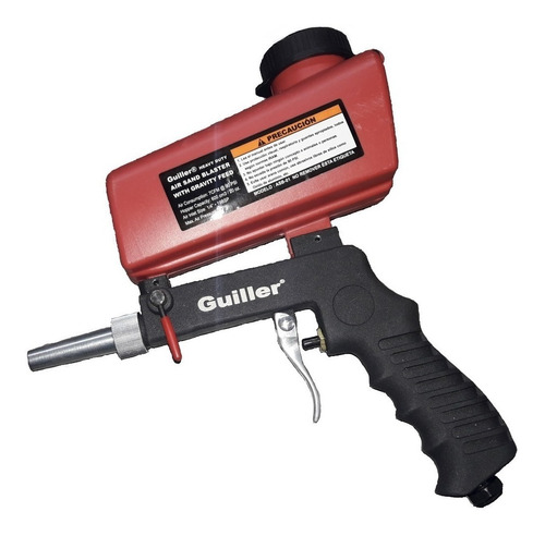 pistola arenadora guiller portatil cod asb-01