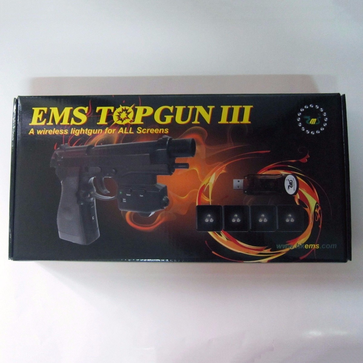 EMS TOPGUN 3 DRIVERS FOR WINDOWS 7