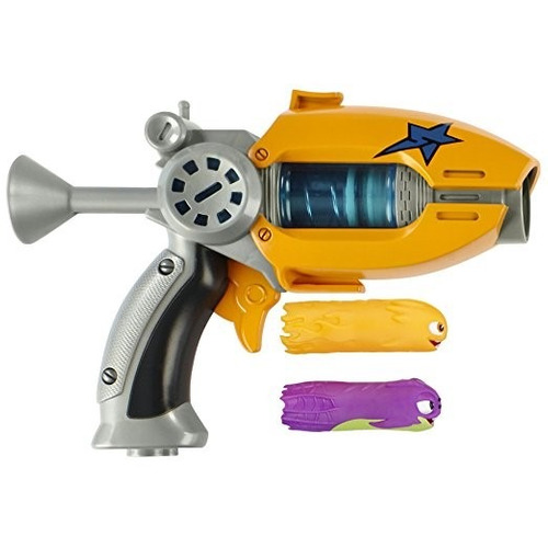 pistola bajoterra slugterra eli shine