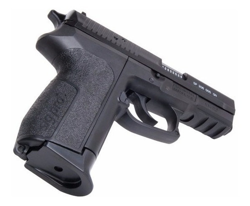 pistola balines 4.5mm metal neumática aire pipeta gas co2