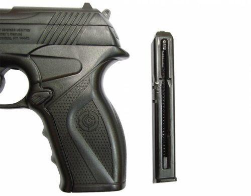 pistola balines c-11 crossman+100 balines+2 dianas+1 capsula